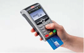 iWL250 un terminal de paiement portable léger et maniable